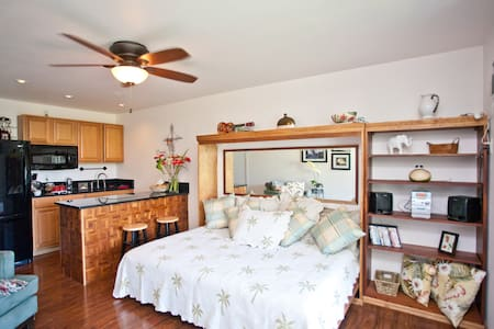 Cozy, Elegance in Heart of Kona!! - Kailua-Kona
