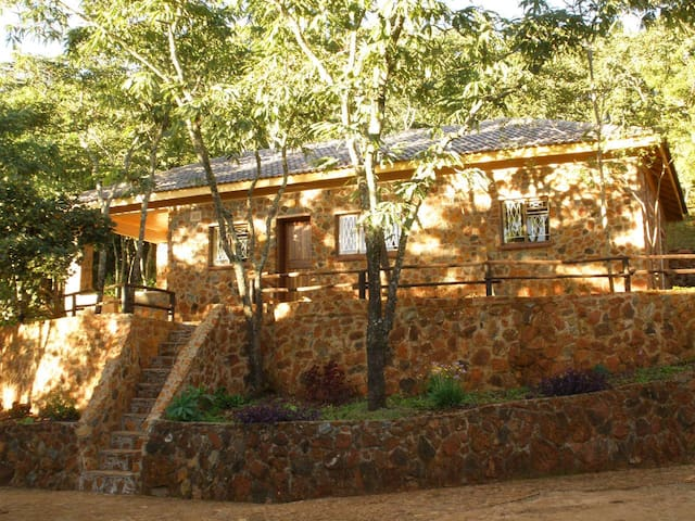 Self-catering chalets near Harare - Arcturus, Goromonzi District - Dom