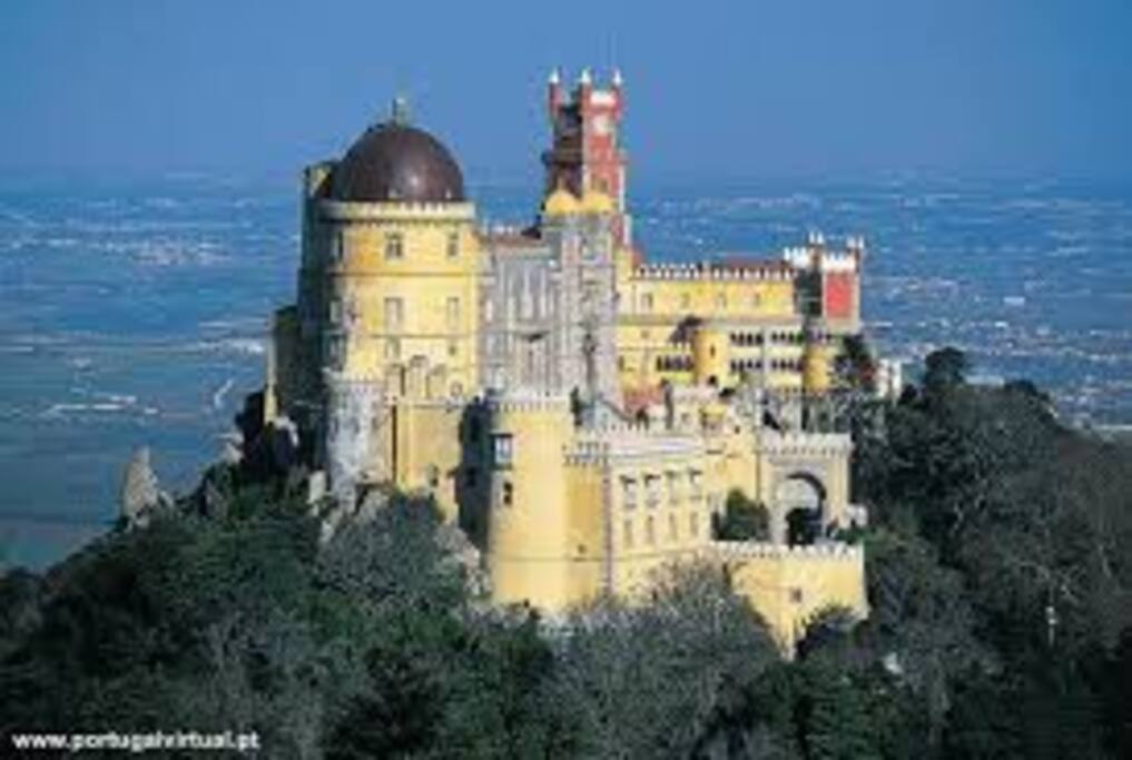 O Maravilhoso Palácio de Sintra