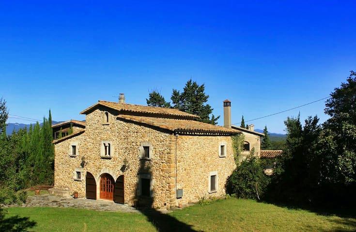 Una casa muy acogedora en un entorno idílico - Martís - บ้าน