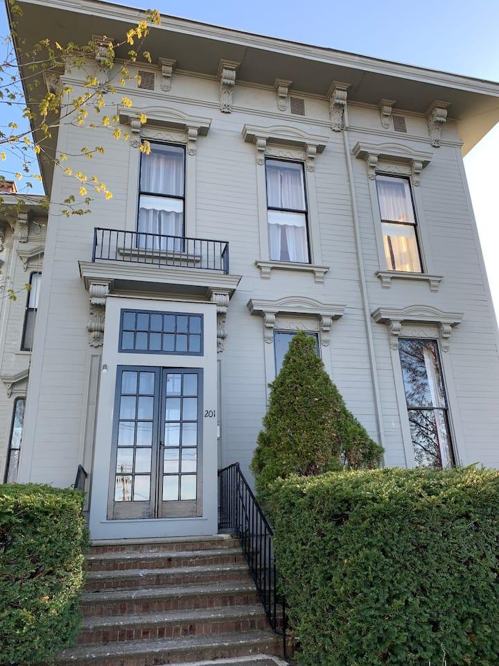 201 Main Street - 19th century iconic home