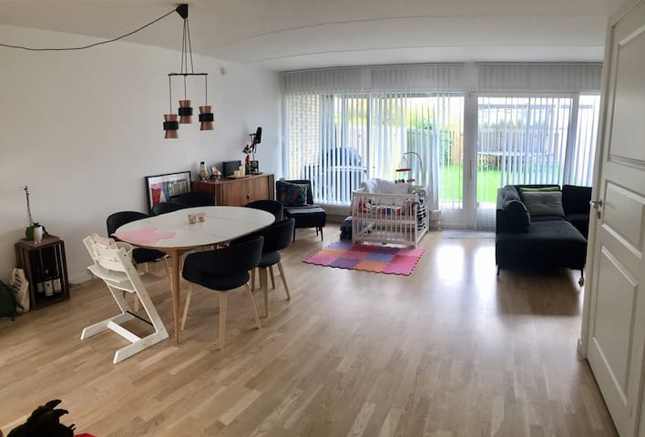 Familyfriendly, close to beach, CPH City, AirPort - Solrød Strand - House