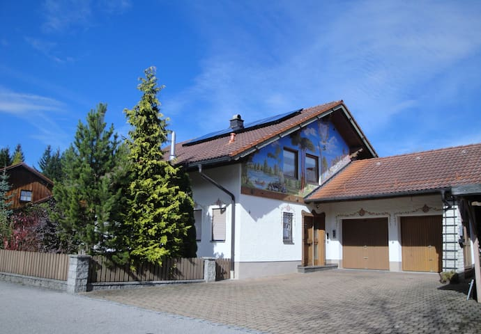 Lucia´s Ferienwohnung - Günzach - Apartmen