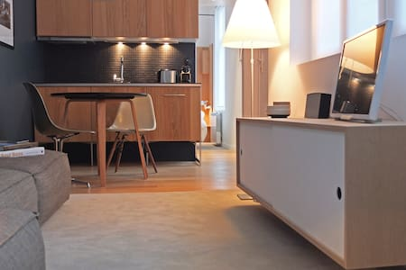 Printer's studio - Vieux Lille - Apartment