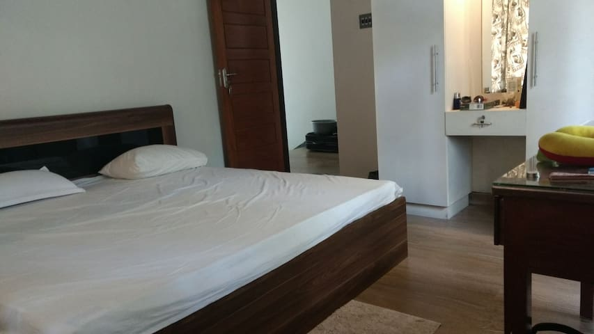 Lovely stay in private room with good comfort.