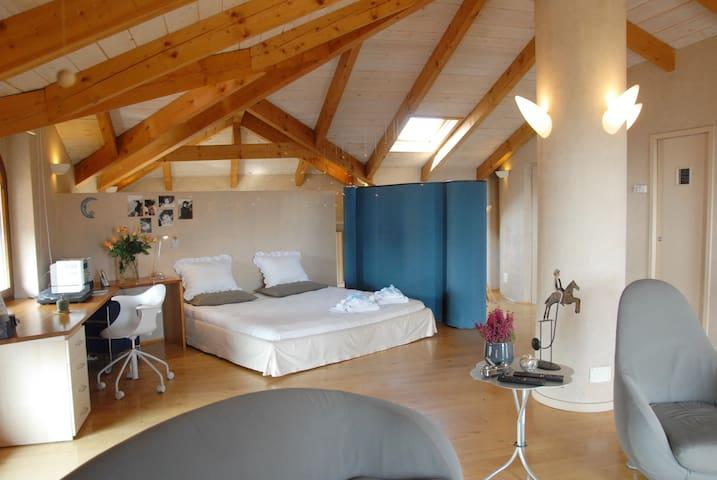 Il Gomitolo b&b - loft di design - Tollegno - Bed & Breakfast