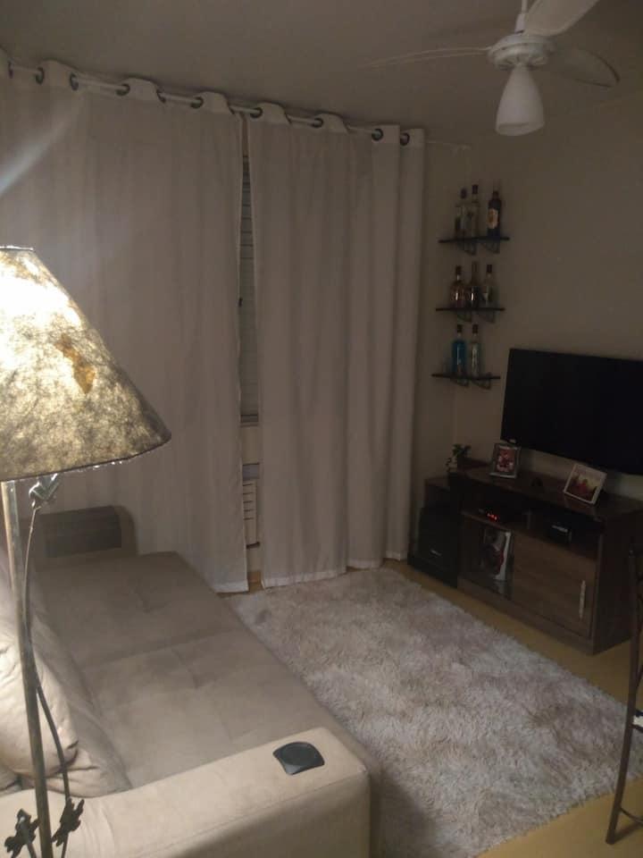 Ótimo apartamento com excelente localização