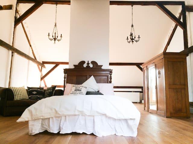 Charming loft - Cluj-Napoca - Bed & Breakfast