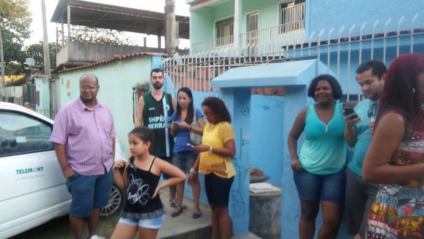 Recebo para olimpíadas ou temporada - Nova Iguaçu - Hus