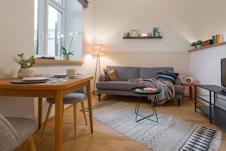 Stylish & comfy with a terrace - Vienna - Lejlighed
