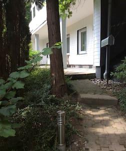 Schöne Wohnung im Grünen - Freudenberg-Niederheuslingen - Lägenhet