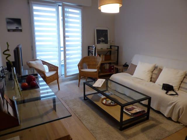 Appartement T2 fonctionnel et idéalement situé