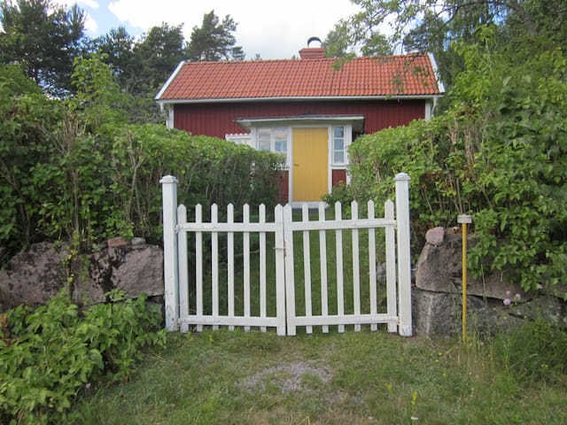 Gammalt fint torp i Småland
