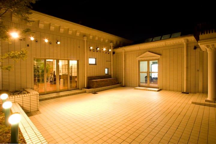 Private hotel room in Karuizawa - Karuizawa-machi, Kitasaku-gun - Paruh waktu