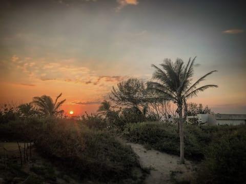 Casa de Campo con acceso a Playa