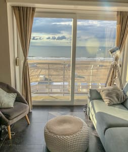 Amazing sea view from cosy apartment