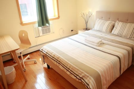 Eco Room, close to  subway, 20 mins to Midtown
