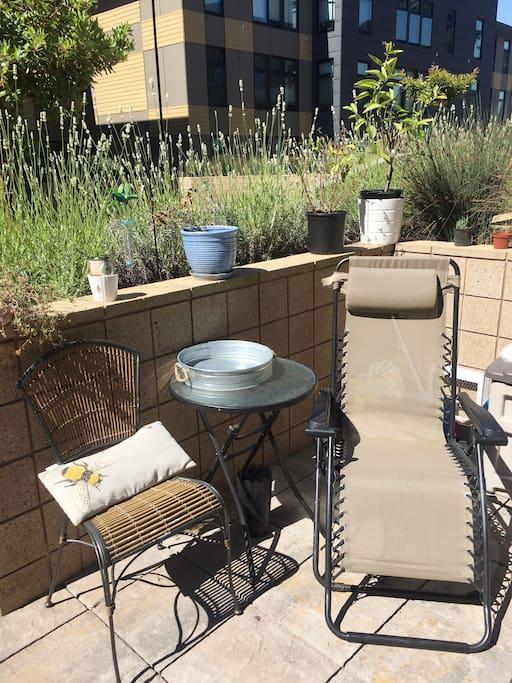 Patio garden patio #3