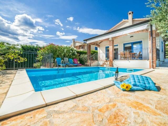 Casa Portia, Lovrec - Istria, Croatia - Sveti Lovreč - Villa