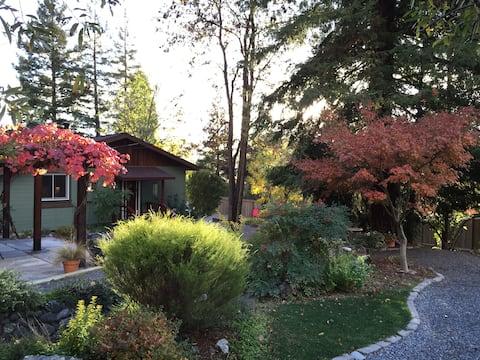 Northern Alexander Valley 2Bd Cottage