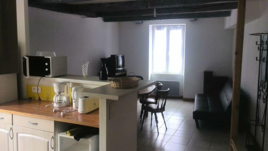 Duplex pres de la Bastide - Villefranche-de-Rouergue - Lakás