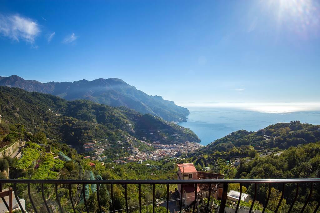 Balcony's view