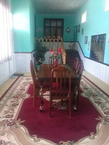 Şəki rayon Oraban kəndində gözəl istirahət et
