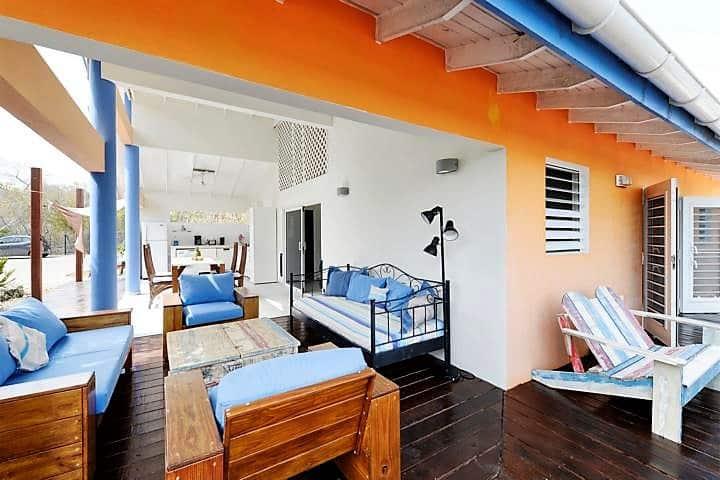 Don Genaro Tiki Balu Apartment