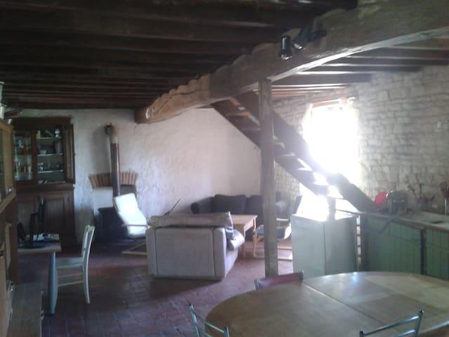 Maison rustique - Cuncy-lès-Varzy - บ้าน