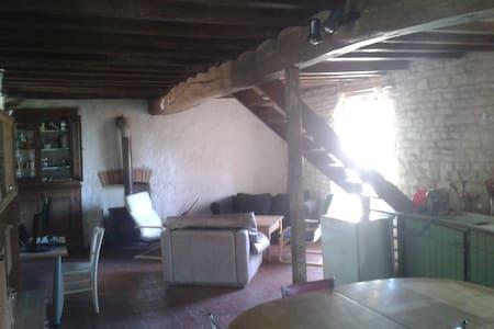Maison rustique - Hus