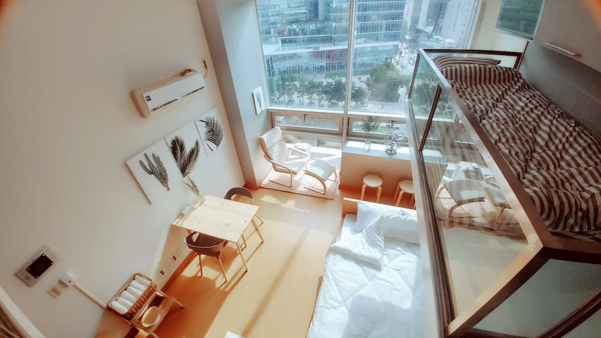 [Myeong-dong] Cozy House - Jung-gu - Appartement