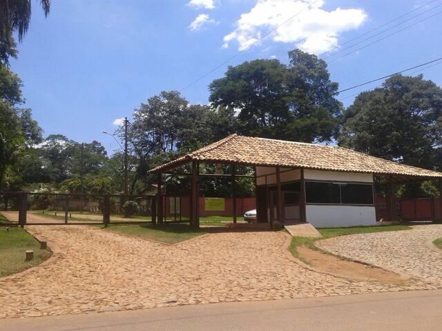 SÍTIO MÃE TERRA - Brumadinho - Cottage