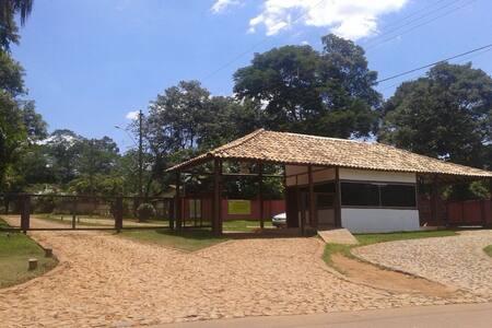 SÍTIO MÃE TERRA - Brumadinho - Cabana