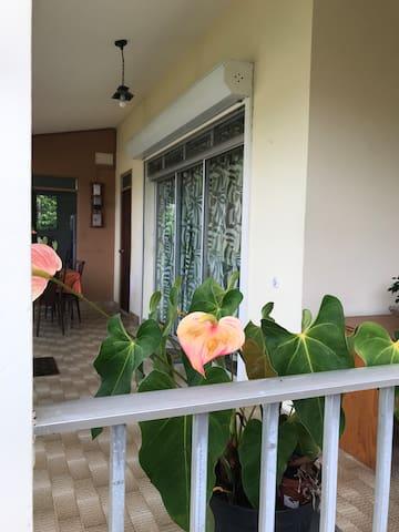 Villa Loka,lieu calme et paisible