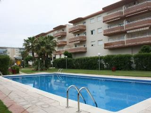 Apartamento a 200 m. playa (Pineda) - La Pineda