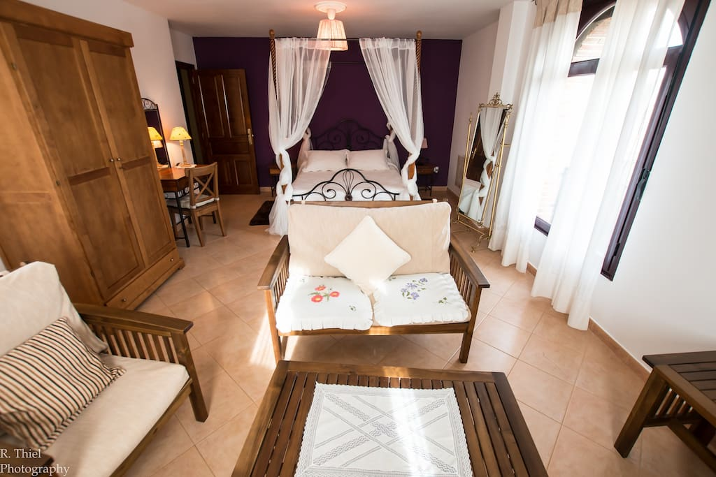 Dormitorio doble /Double room