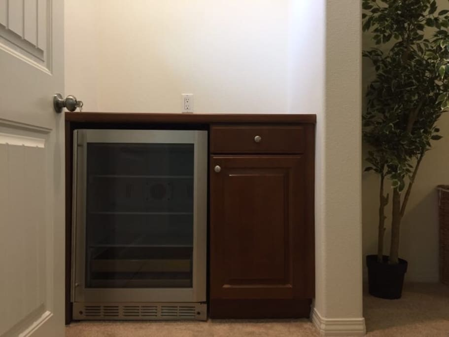 Your private refrigerator