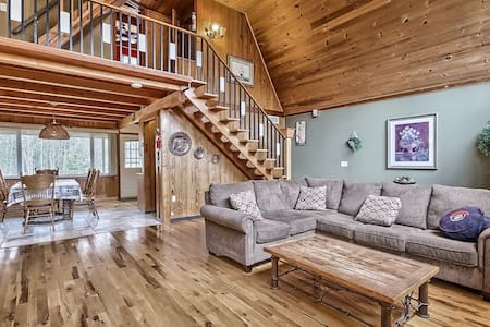 Waterfront Cozy 4 Bedroom Chalet - Kawartha Lakes