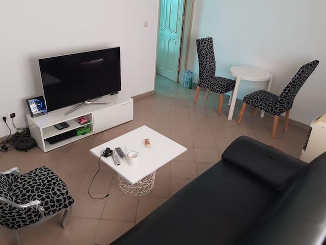 Appartement cosy meublé