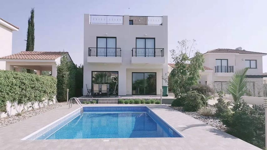 Aphrodite  golf resort villa