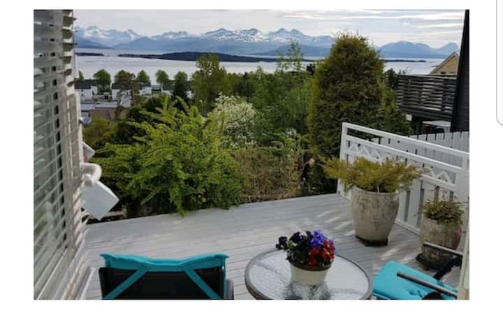 Nice house in Molde close to town.