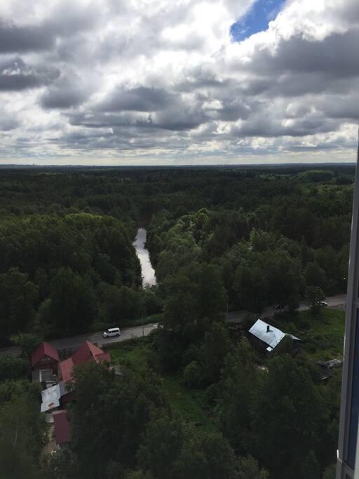 Панорамная лоджия