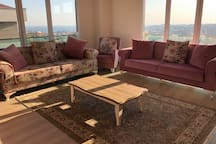 Newly furnished Two bedrooms Apart. with Sea view