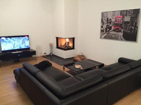 Grand appartement moderne Genève centre