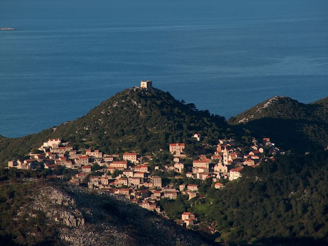 "Welcome to Nature Park ""Lastovo"" - Lastovo - Talo"