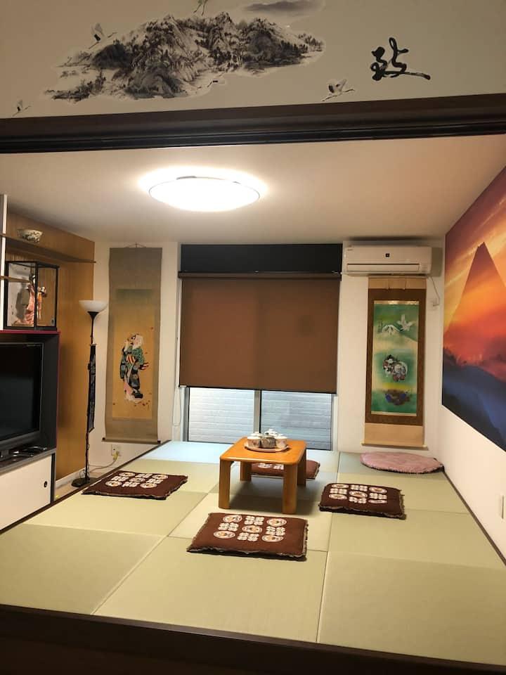 東京池袋高端民宿