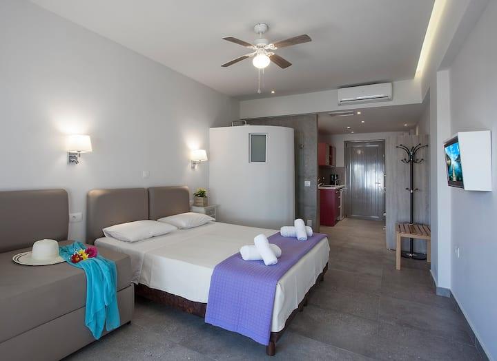 Locanda Barbati Luxury Studios for 2-3 persons