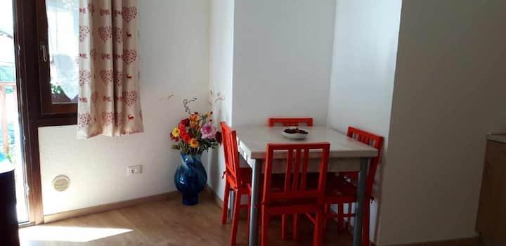 BIO MAGIA #rossa - one bedroom apartment