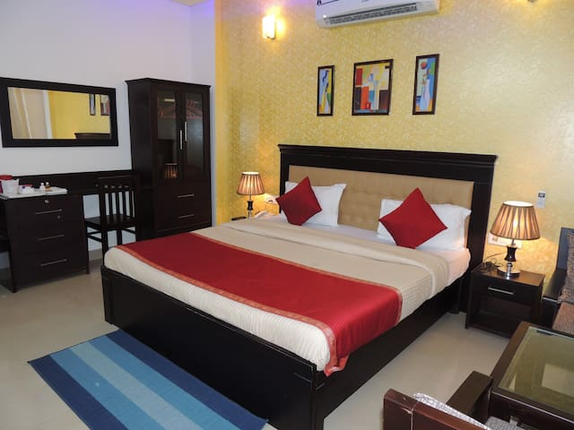 Premier Room near to The Beatles Ashram Rishikesh