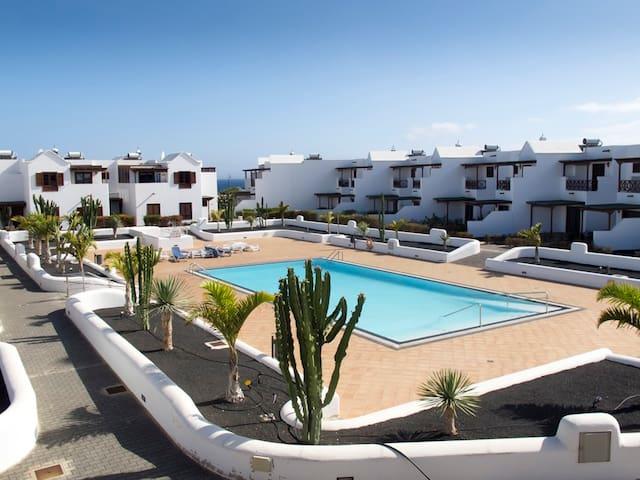 Casa Maria sun, relax & big pool - Playa Blanca - Talo